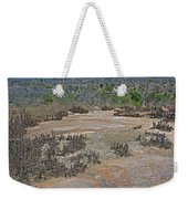 View One From Matekenyane In Kruger National Park-south Africa Weekender Tote Bag