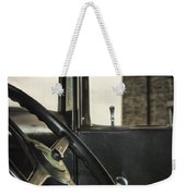 View Out The Window Weekender Tote Bag