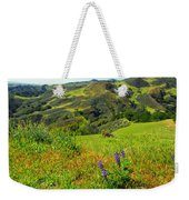 View Over Neverland Weekender Tote Bag