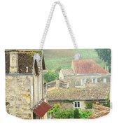 View Over Saint Emilion France 1 Weekender Tote Bag