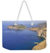 View Over To Assos Weekender Tote Bag