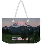 View To Be Shared Weekender Tote Bag