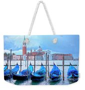 View To San Giorgio Maggiore Weekender Tote Bag