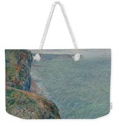 View To The Sea From The Cliffs Weekender Tote Bag