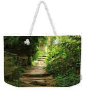 View To The Secret Garden Weekender Tote Bag