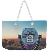 Views Await Weekender Tote Bag
