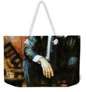 Viggo Posed In A Chair Weekender Tote Bag