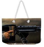 Vigilant Weekender Tote Bag