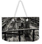 Viking Ship 3 Weekender Tote Bag