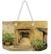 Villa In Italy Weekender Tote Bag