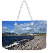 Village By The Sea - County Kerry - Ireland Weekender Tote Bag by Aidan Moran