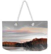 Village Creek Ar Morning Weekender Tote Bag