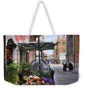 Village Flowershop Weekender Tote Bag