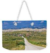 Village Gorica Island Of Pag Weekender Tote Bag