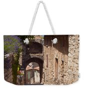 Village Lane Weekender Tote Bag