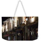Village Nightscape Weekender Tote Bag