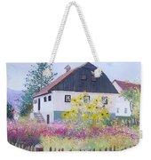Village Of Kumrovec Croatia Weekender Tote Bag