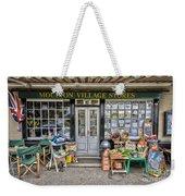 Village Stores 2 Weekender Tote Bag