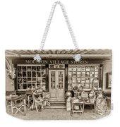 Village Stores 3 Weekender Tote Bag