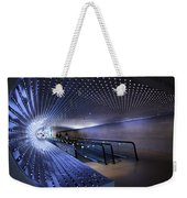 Villareal's Blue Multiuniverse Weekender Tote Bag