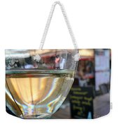 Vin Blanc Weekender Tote Bag by France  Art
