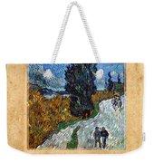 Vincent Van Gogh 4 Weekender Tote Bag