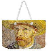 Vincent Van Gogh Quotes 6 Weekender Tote Bag