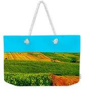 Vincent Van Gogh's Inspiration Weekender Tote Bag