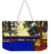 Vincent's Japanese Garden Weekender Tote Bag