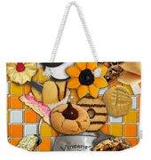 Vincent's Sunflower Cookie Jar Weekender Tote Bag