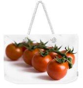 Vine Cherry Tomatoes Weekender Tote Bag