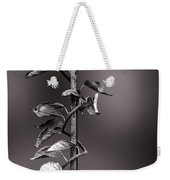 Vine On Iron Weekender Tote Bag by Bob Orsillo