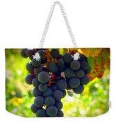 Vine Purple Grapes  Weekender Tote Bag
