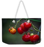 Vine Ripe Goodies  Weekender Tote Bag by Marvin Spates