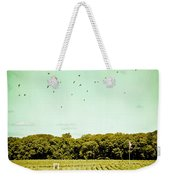 Vineyard Weekender Tote Bag by Colleen Kammerer