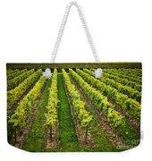 Vineyard Weekender Tote Bag by Elena Elisseeva