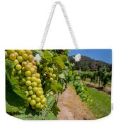 Vineyard Grapes Weekender Tote Bag