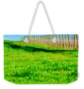Vineyard Path 22628 Weekender Tote Bag