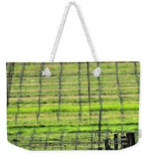 Vineyard Poles 23051 2 Weekender Tote Bag