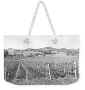 Vineyards Weekender Tote Bag