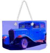 Vintage 1940's Chevrolet Weekender Tote Bag