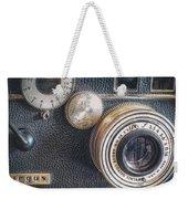 Vintage Argus C3 35mm Film Camera Weekender Tote Bag