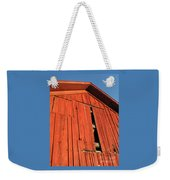 Vintage Barn Aglow Weekender Tote Bag