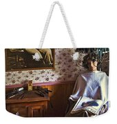 Vintage Beautification Weekender Tote Bag