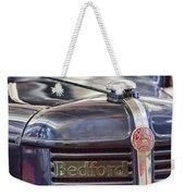 Vintage Bedford Truck Weekender Tote Bag