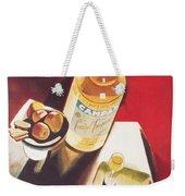 Vintage Campari Weekender Tote Bag