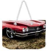 Vintage Car 2  Weekender Tote Bag