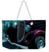 Vintage Ford Car Art II Weekender Tote Bag