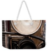 Vintage Car Details 6295 Weekender Tote Bag