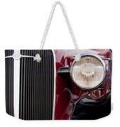 Vintage Car Details 6297 Weekender Tote Bag